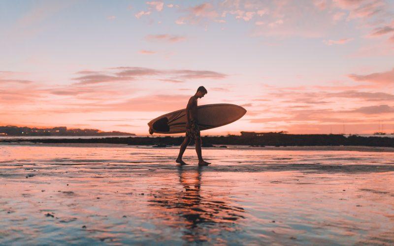 Spots surf français