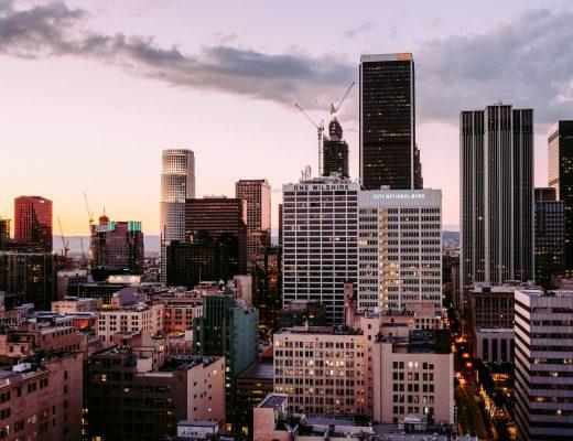 centre urbain, building ville